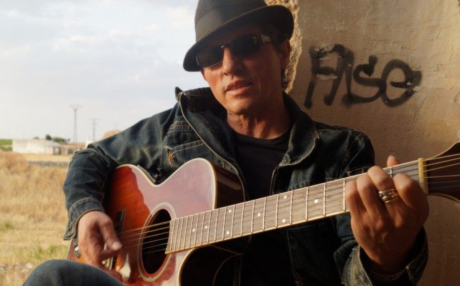 Fotografias de cantantes de rock españoles